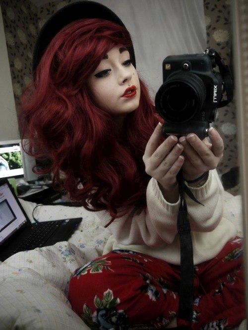 Рыжие девушки в теле фото 3 фотография