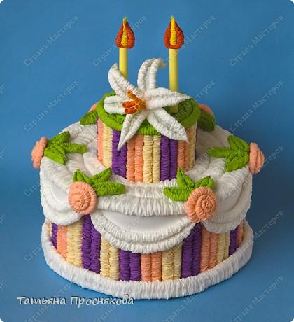 Поделки страна мастеров на день рождения