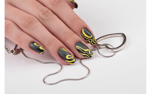 Дизайн ногтей для коротких ногтей в домашних
