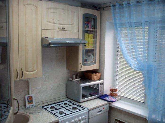 кухня 5 кв м дизайн Секреты стильного Кухня 5 метров.