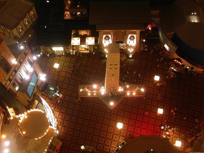 Отель Luxor hotel и Casino, Las Vegas - Пожить в пирамиде. 63477