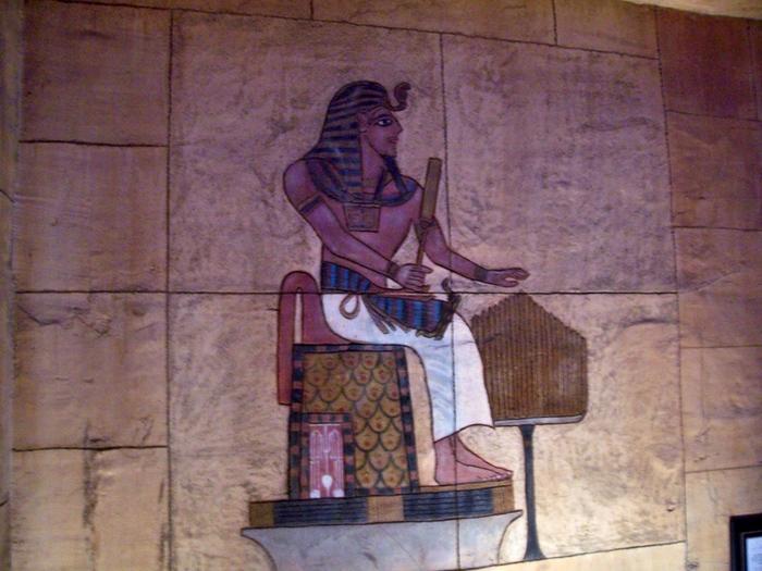 Отель Luxor hotel и Casino, Las Vegas - Пожить в пирамиде. 43023