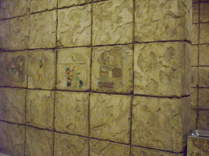 Отель Luxor hotel и Casino, Las Vegas - Пожить в пирамиде. 39077