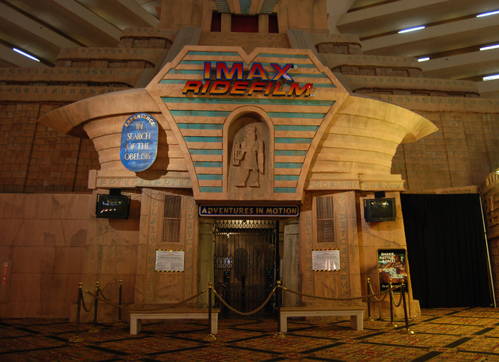 Отель Luxor hotel и Casino, Las Vegas - Пожить в пирамиде. 31794