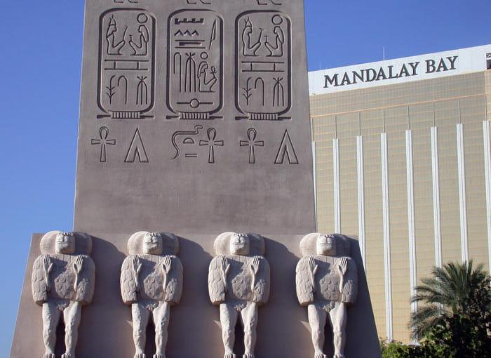 Отель Luxor hotel и Casino, Las Vegas - Пожить в пирамиде. 63953
