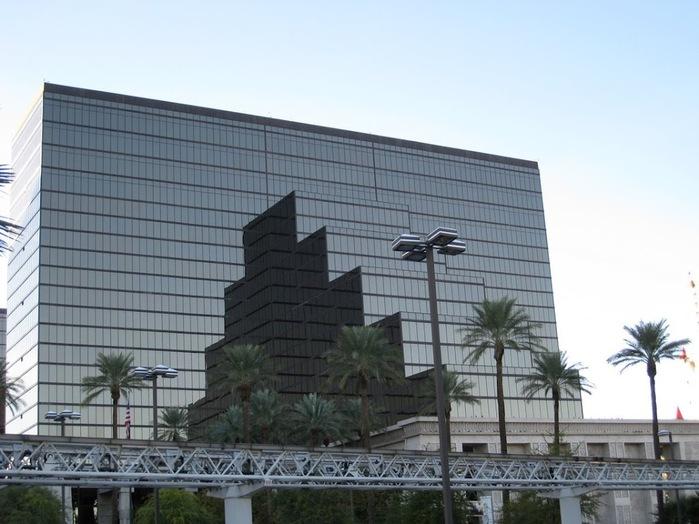Отель Luxor hotel и Casino, Las Vegas - Пожить в пирамиде. 34504