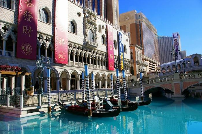Отель венеция в лас вегасе - завораживающая роскошь. 52073