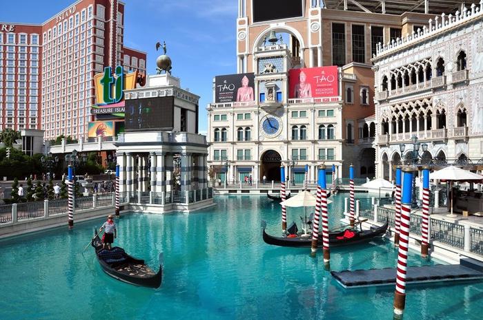 Отель венеция в лас вегасе - завораживающая роскошь. 93708