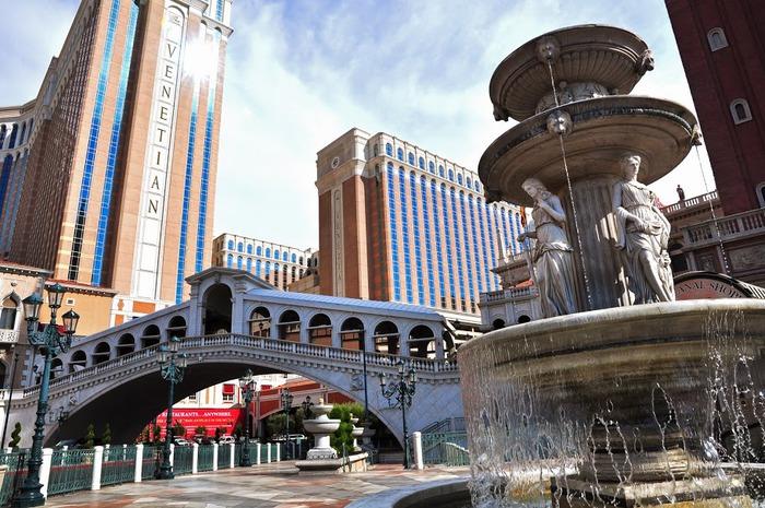 Отель венеция в лас вегасе - завораживающая роскошь. 26196