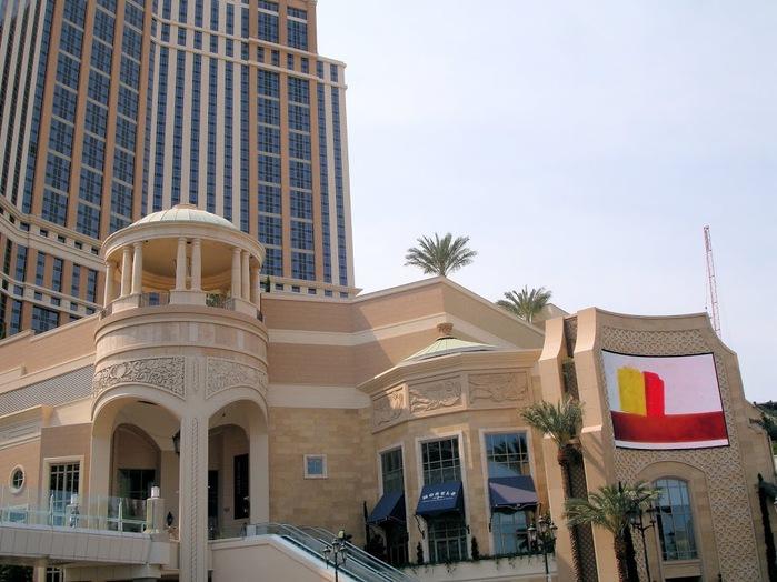 Отель венеция в лас вегасе - завораживающая роскошь. 11160