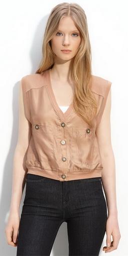 Модные Трикотажные Блузки 2014