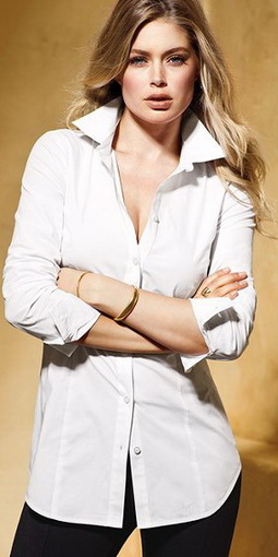 Белые Блузки Женские 2013 Фото