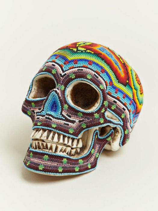 как сделать из бисера череп - Сайт о бисере.