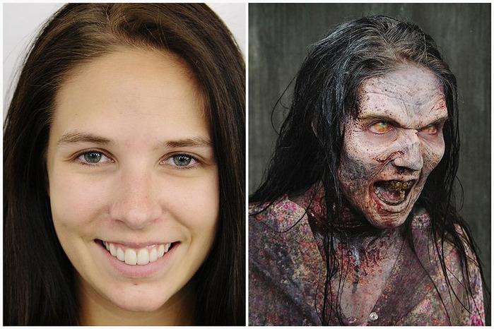 ходячие мертвецы фото зомби (700x466, 127Kb)