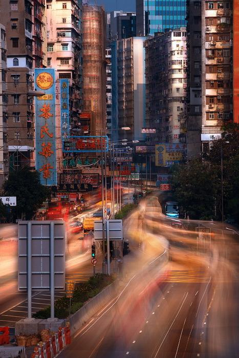 улицы гонконга фото 8 (467x700, 149Kb)