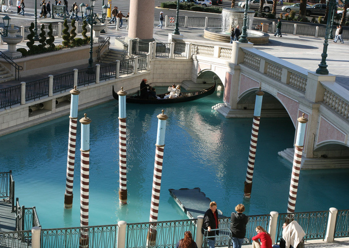 Отель венеция в лас вегасе - завораживающая роскошь. 49935