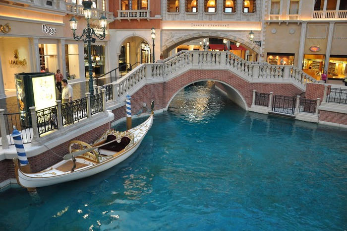 Отель венеция в лас вегасе - завораживающая роскошь. 47825