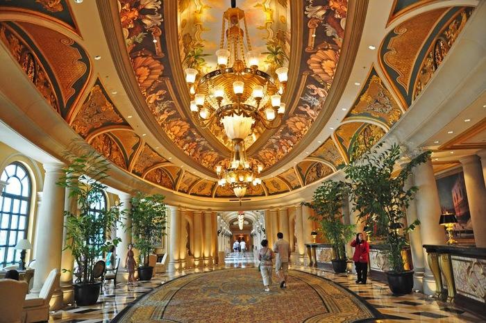Отель венеция в лас вегасе - завораживающая роскошь. 42335