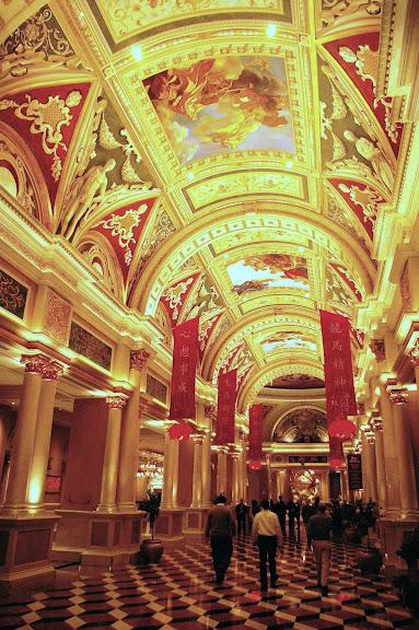 Отель венеция в лас вегасе - завораживающая роскошь. 90320
