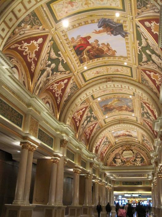 Отель венеция в лас вегасе - завораживающая роскошь. 10451