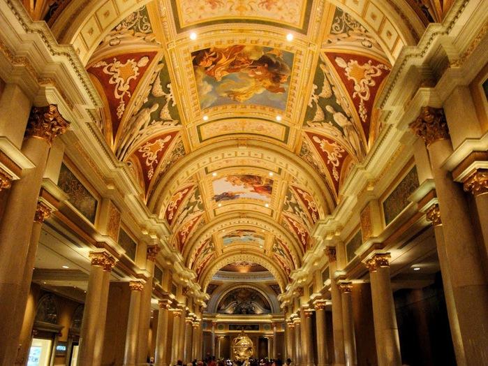 Отель венеция в лас вегасе - завораживающая роскошь. 63451