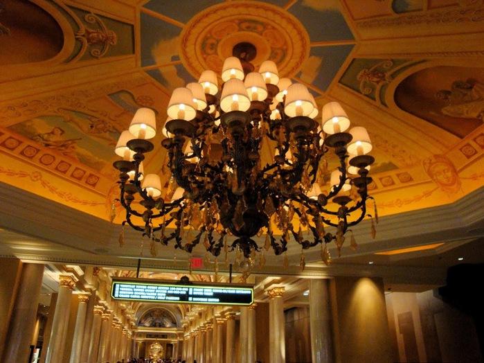 Отель венеция в лас вегасе - завораживающая роскошь. 44320
