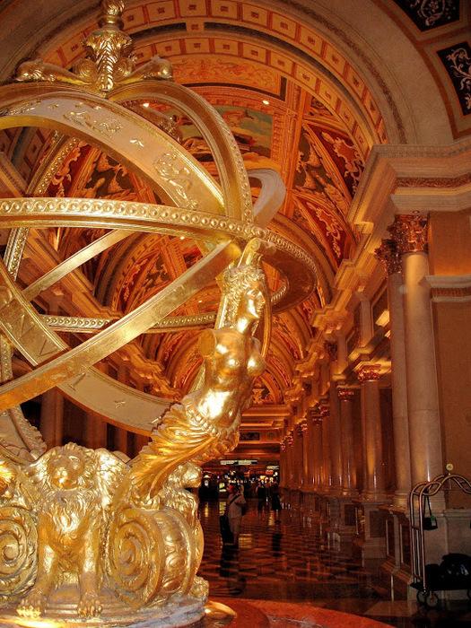 Отель венеция в лас вегасе - завораживающая роскошь. 81643