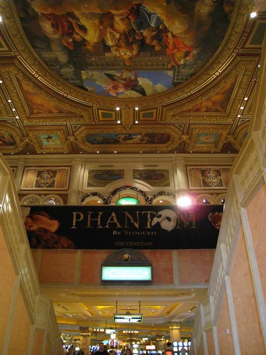 Отель венеция в лас вегасе - завораживающая роскошь. 87510