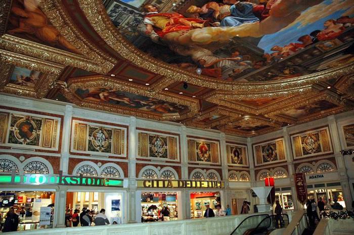 Отель венеция в лас вегасе - завораживающая роскошь. 21002