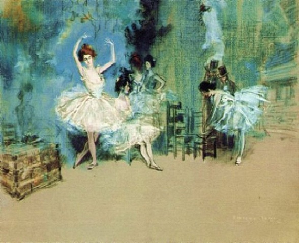 392060_Ballet_Dancers___18761953Everett_Shinn__1911 (588x479, 94Kb)