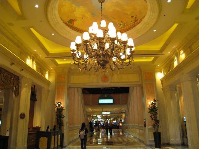 Отель венеция в лас вегасе - завораживающая роскошь. 48785