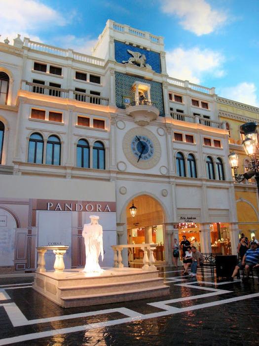 Отель венеция в лас вегасе - завораживающая роскошь. 97810