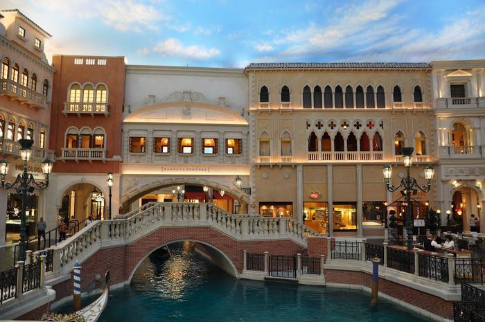 Отель венеция в лас вегасе - завораживающая роскошь. 39556