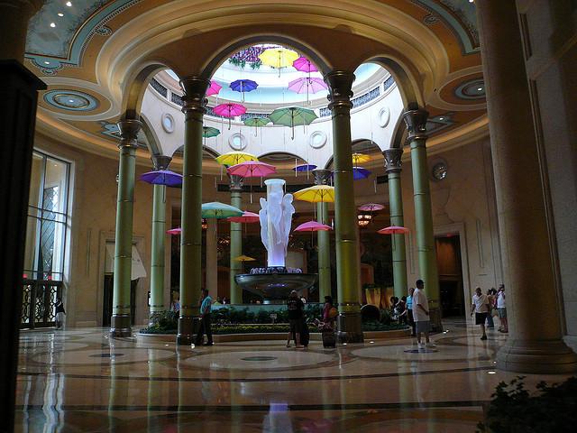 Отель венеция в лас вегасе - завораживающая роскошь. 90455