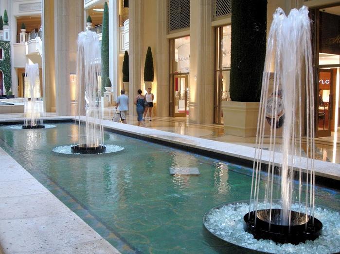Отель венеция в лас вегасе - завораживающая роскошь. 87081