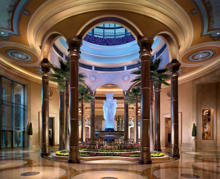 Отель венеция в лас вегасе - завораживающая роскошь. 24362