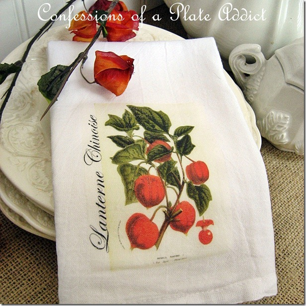 Chinese Lantern Tea Towel square_thumb[6] (616x616, 142Kb)