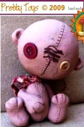Неформальные куклы своими руками