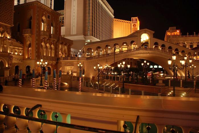 Отель венеция в лас вегасе - завораживающая роскошь. 67815
