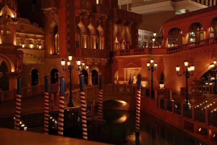 Отель венеция в лас вегасе - завораживающая роскошь. 80637