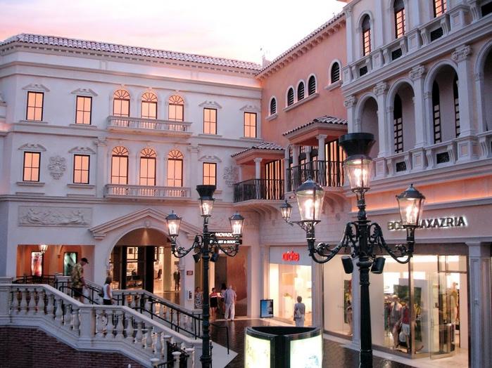 Отель венеция в лас вегасе - завораживающая роскошь. 35893