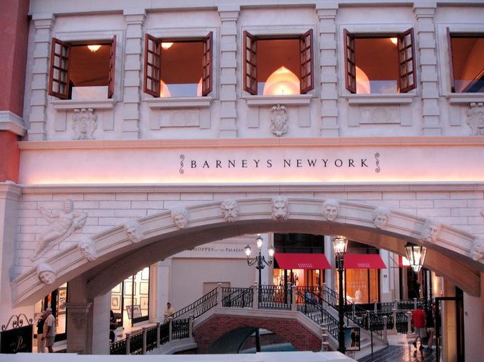 Отель венеция в лас вегасе - завораживающая роскошь. 23150
