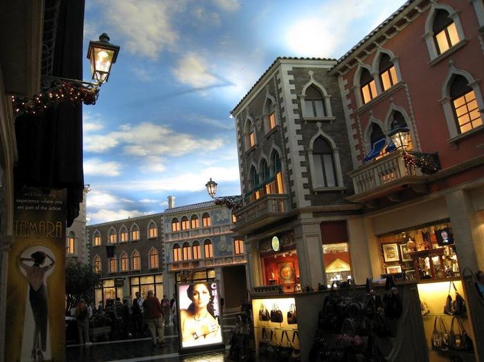 Отель венеция в лас вегасе - завораживающая роскошь. 17110