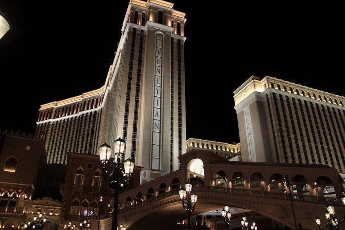 Отель венеция в лас вегасе - завораживающая роскошь. 51593