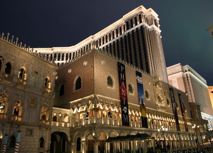 Отель венеция в лас вегасе - завораживающая роскошь. 82488