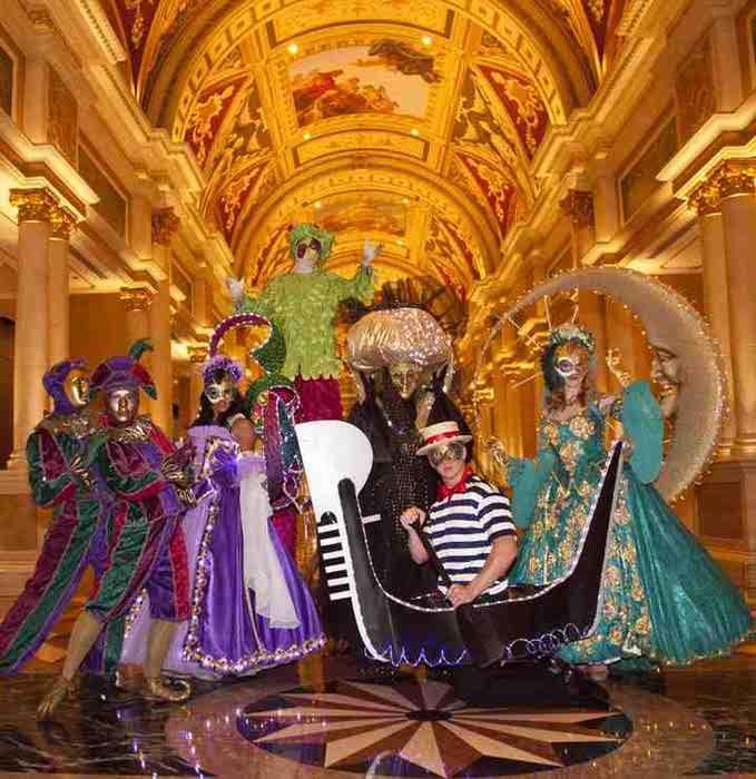 Отель венеция в лас вегасе - завораживающая роскошь. 51243