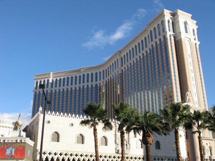Отель венеция в лас вегасе - завораживающая роскошь. 14896