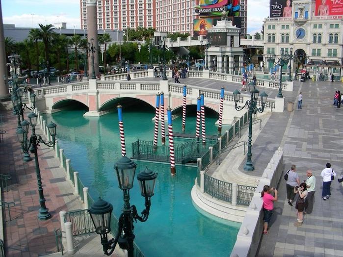 Отель венеция в лас вегасе - завораживающая роскошь. 44199