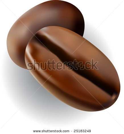 stock-vector-coffee-bean-on-white-background-mesh-25183249 (436x470, 25Kb)