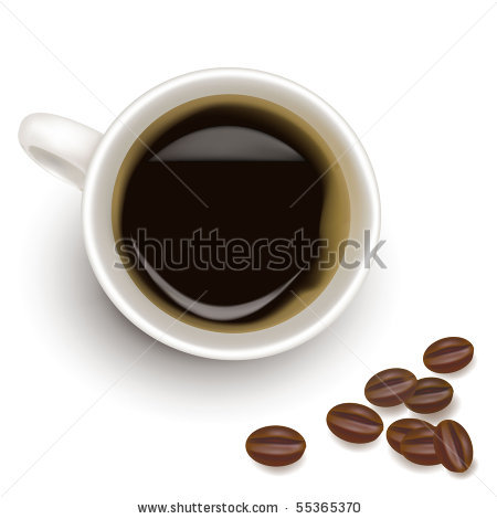 stock-vector-cup-of-coffee-with-coffee-grain-photo-realistic-vector-55365370 (450x470, 25Kb)